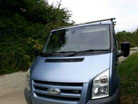 FORD TRANSIT LX new Mot low miles loaded with extras