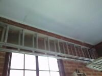 Two Aluminium Ladders