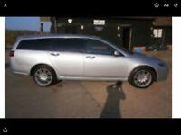 Honda Accord 2.4 petrol sat nat electric boot bargain with mot