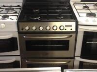 Zanussi 55cm gas cooker