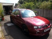 For Sale 2002 Mgzr 1.8 Non VVC