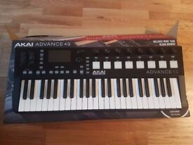 Akai Advance 49 MIDI Keyboard