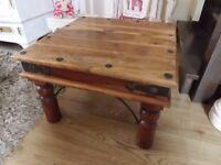 Jali coffee/side table