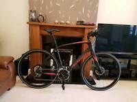 Specialized sirrus carbon bike 2016