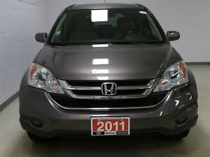 2011 Honda CR-V EX-L With Leather and Roof Kitchener / Waterloo Kitchener Area image 4