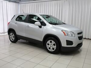 2014 Chevrolet Trax SUV LS TRIM WITH DONT MISS THIS INCREDIBLE D