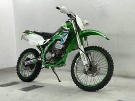 Kawasaki KLX 300 Enduro road legal
