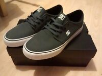 DC Trase TX Skate Shoes Size 7.5 UK (BRAND NEW)