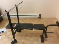 "Banc d'Entrainement ""Bench Press"""