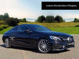 Mercedes-Benz C Class C 250 D AMG LINE PREMIUM PLUS (black) 2016-06-23