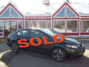 2013 Honda Civic EX!! SUNROOF!! HEATED SEATS!! BLUETOOTH/VOICE C