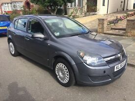 Vauxall Astra 1.4, Full Service, 12M MOT, very good condition.