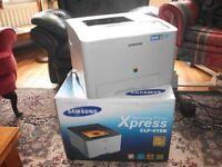 SAMSUNG XPRESS CLP-415N PRINTER - NEW IN BOX
