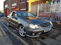 Mercedes-Benz 2.1 CLK220 CDI Automatic Sport 2dr 2008