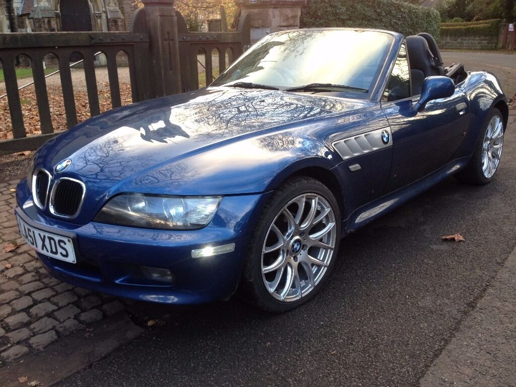 2002 Bmw Z3 1 9 Facelift Wide Body Full Service History