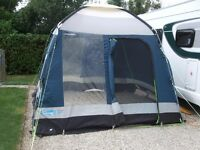 Kampa Travel Pod XL 3.0m x 3.0m used but in excellent condition