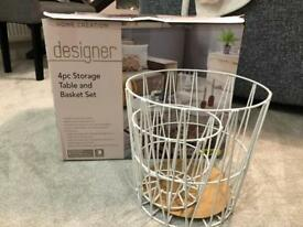 ALDI storage baskets