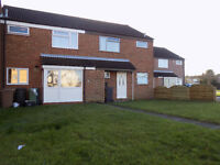 Lovely 3 Bedroom House near Hospital, Motorway, Schools, Colleges, Shops, No DSS