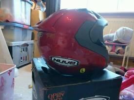 Nuvo SP2 Open Face Helmet - Large