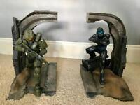 Halo 5 bookends