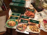 Cookery books 15 books in folder +2 More