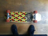 D Street Longboard- still available!