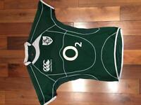 Pro Ireland Rugby replica shirt 2007-9 Great condition