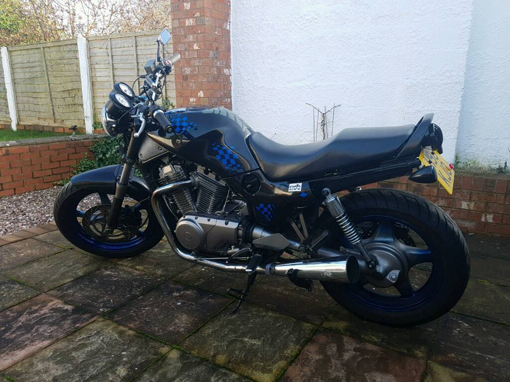 suzuki vx800 cafe racer bobber streetfighter in walsall west midlands gumtree. Black Bedroom Furniture Sets. Home Design Ideas
