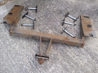 VAUXHALL Vectra C Estate Witter Tow Bar