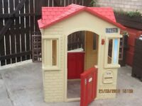 little tyke playhouse for sale