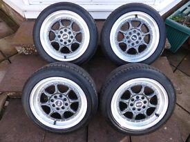 Xxr 002 alloy wheels 15x7 ET38