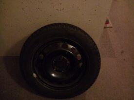 2 x Winter wheels and tyres (VW, Audi, skoda, seat etc)