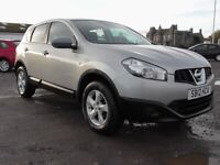 NISSAN QASHQAI VISA 1.6 5DR SILVER,1YRS MOT,CLICK ON VIDEO LINK TO SEE MORE DETAILS