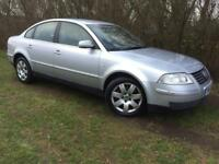 AUTOMATIC VW PASSAT V5 - 1 YEARS MOT - LEATHER