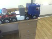 Tamiya truck scania remote control not car