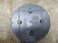 adjustable shed foundation supports