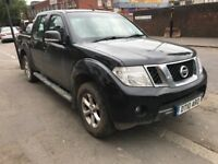 2010 Nissan Navara 2.5 dCi Acenta King Cab Pickup 4X4 Long MOT Smooth Drive Cheapest On Internet