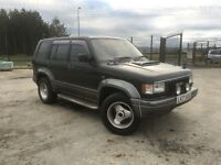 Isuzu Trooper Big Horn Jeep 4WD Toyota Land Cruiser Shogun