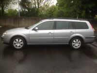FORD MONDEO 1.8 ESTATE 07 REG RECENT MOT
