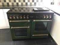 Rangemaster 110 oven