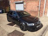 Audi A4 £1995, good condition, 1.8 turbo, petrol, S-line
