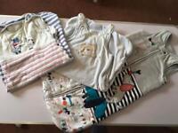 Baby sleeping bags 6-18 months