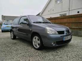 2005 Renault clio 1.5 dci 65 extreme