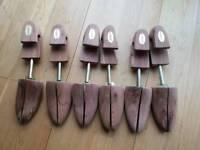 Premium Jones the Bootmaker Cedar Wood Shoe Trees x 3 (XL)