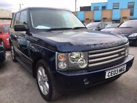 RANGE ROVER VOGUE 3.0 DIESEL AUTOMATIC LEATHER SEATS DRIVES LIKE NEW