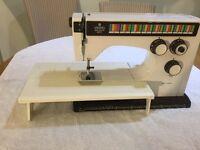 Husqvarna Viking 6570 sewing machine warranted