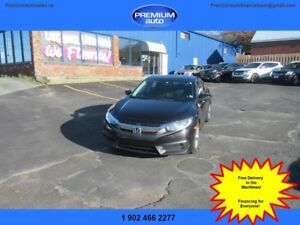 2016 Honda Civic LX $132 B/W