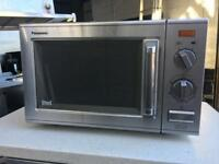 Panasonic commercial microwave oven 1040 W