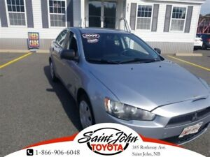 2009 Mitsubishi Lancer DE !!! $4000 ON THE ROAD!!!