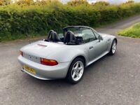 BMW, Z3, Convertible, 1998, Manual, 2793 (cc), 2 doors